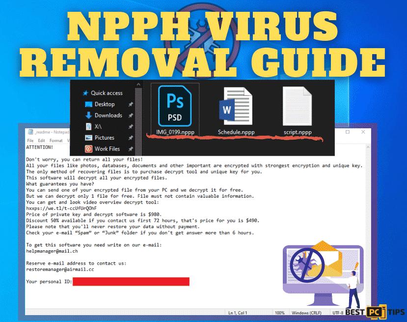Npph Virus Removal Guide