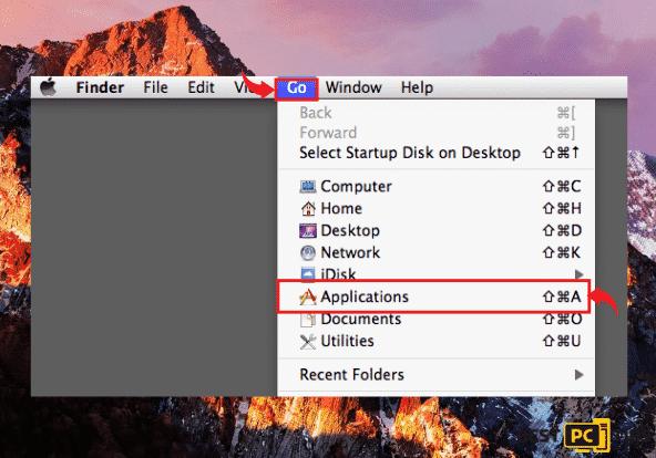 Remove GsearchFinder Toolbar Mac