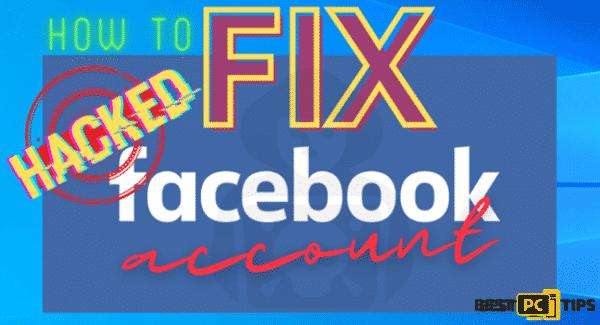 Fix a Hacked Facebook Account