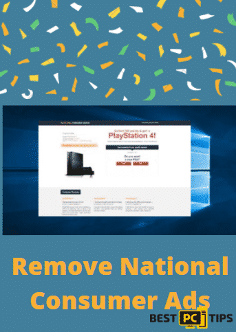 National consumer center ads remove