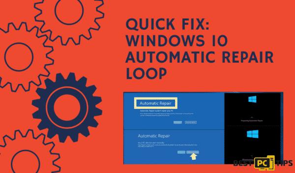 Fix-Windows-Automatic-Repair-Loop