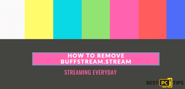 how to remove buffstream.stream adware