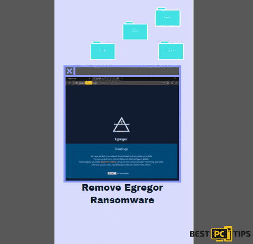 how to remove egregor ransomware virus