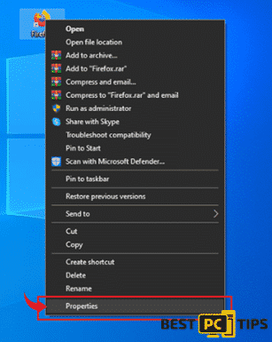 Removing the MySearchDial Browser Toolbar from Windows Shortcuts