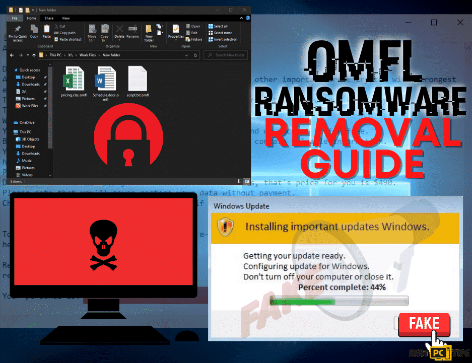 Omfl Ransomware Removal Guide