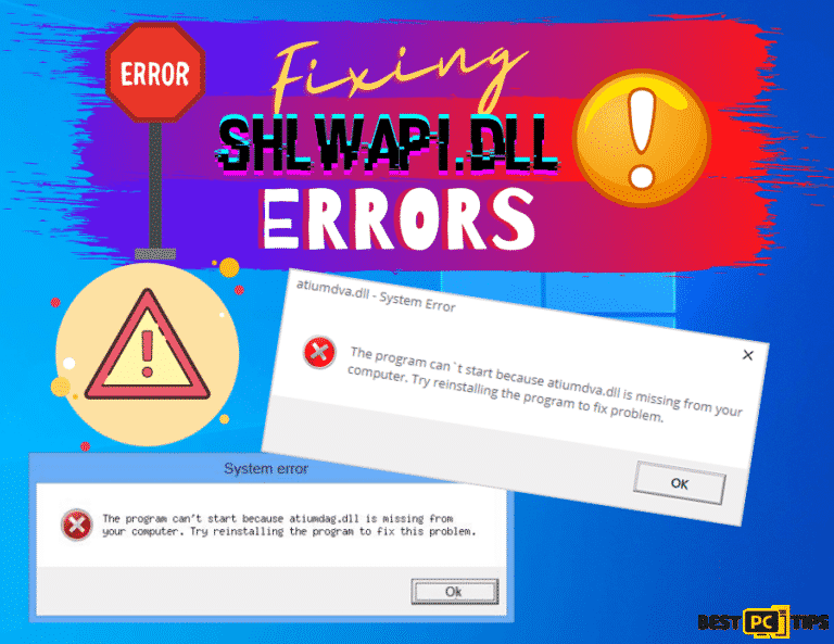Fixing Shlwapi.dll Errors
