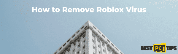 Roblox Virus Removal