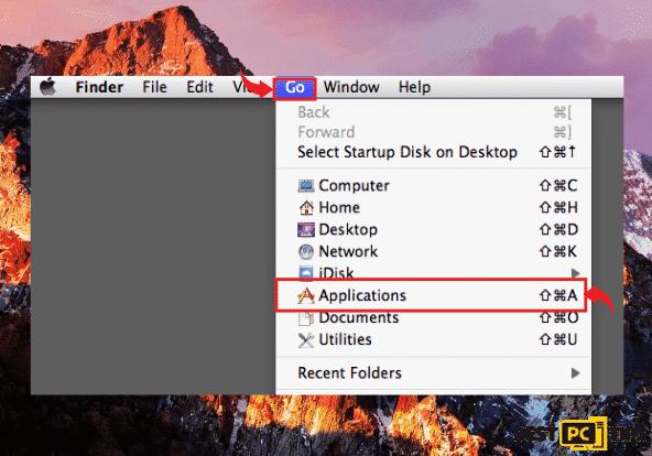 Mac OS Applications