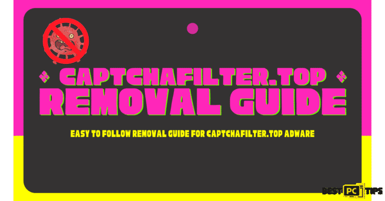 Captchafilter.top removal guide