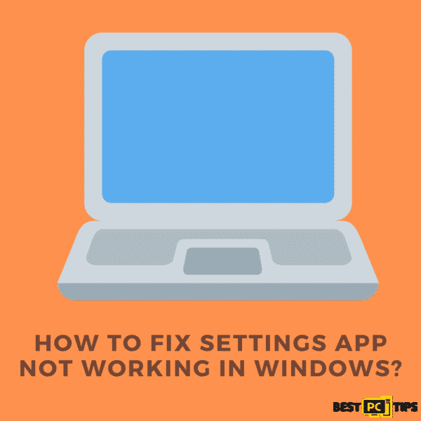 How-to-fix-Settings-app-not-working-in-Windows