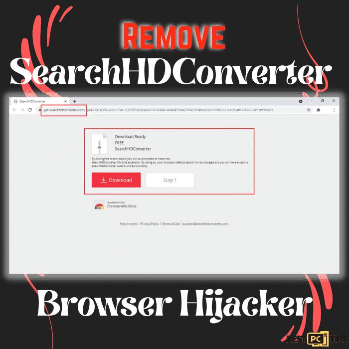SearchHDConverter removal